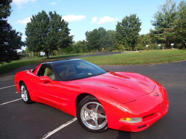 2001 Chevrolet Corvette Leesburg, Virginia 2