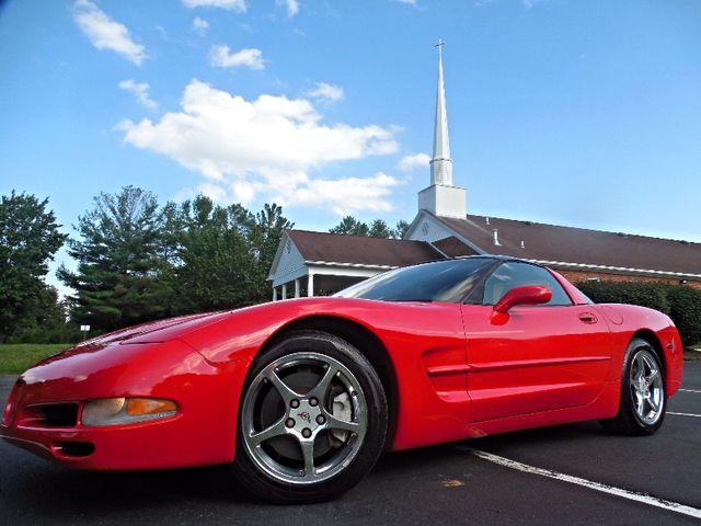 2001 Chevrolet Corvette Leesburg, Virginia 1