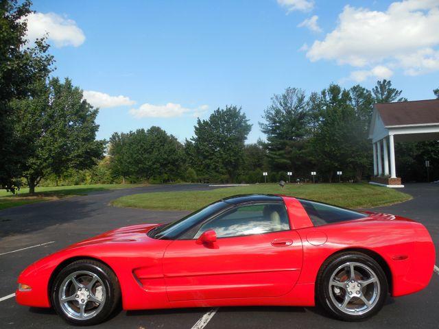 2001 Chevrolet Corvette Leesburg, Virginia 7