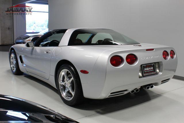 2001 Chevrolet Corvette Merrillville, Indiana 2