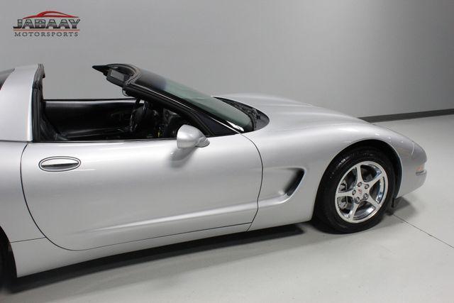 2001 Chevrolet Corvette Merrillville, Indiana 40