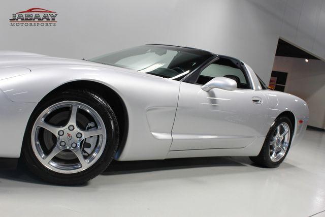 2001 Chevrolet Corvette Merrillville, Indiana 32