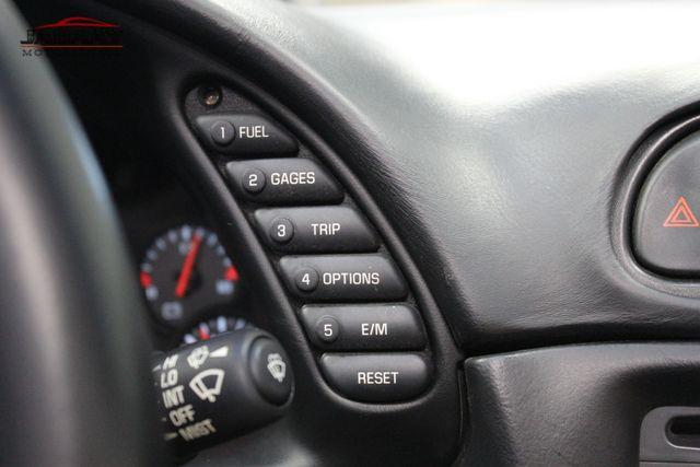 2001 Chevrolet Corvette Merrillville, Indiana 18