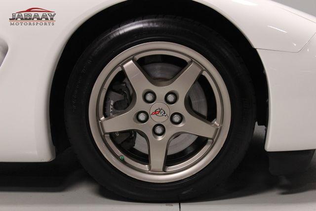 2001 Chevrolet Corvette Merrillville, Indiana 48