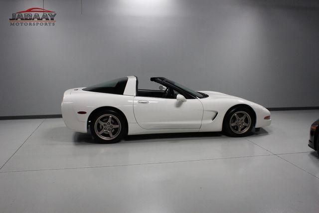 2001 Chevrolet Corvette Merrillville, Indiana 42