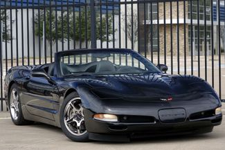 2001 Chevrolet Corvette* Convertible* Low Miles* Manual* HUD* EZ Finance** | Plano, TX | Carrick's Autos in Plano TX