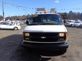 2001 Chevrolet Express Cargo Van Hoosick Falls, New York 1