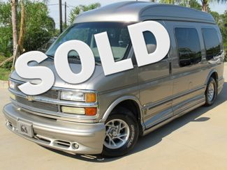 2001 Chevrolet Express Limited SE Conversion High-top Van | Houston, TX | American Auto Centers in Houston TX