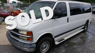 2001 Chevrolet Express Van 3500 Birmingham, Alabama