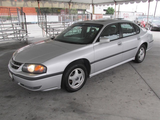2001 Chevrolet Impala LS Please call or e-mail to check availability All of our vehicles are av