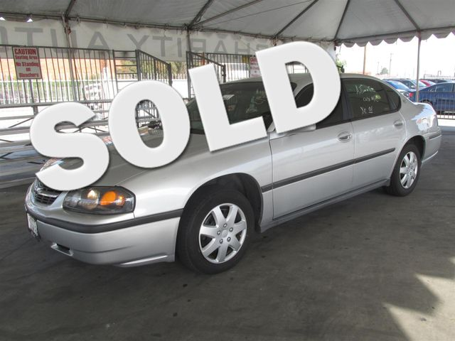 2001 Chevrolet Impala Please call or e-mail to check availability All of our vehicles are avail