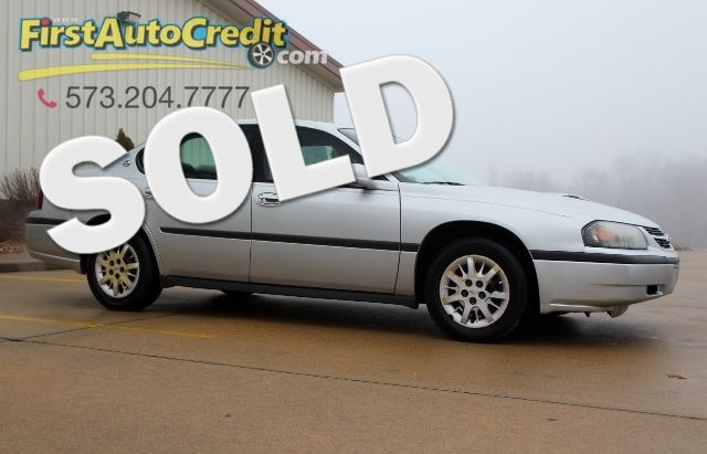 2001 Chevrolet Impala  | Jackson , MO | First Auto Credit in Jackson  MO