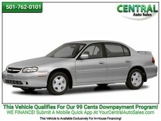 2001 Chevrolet Malibu LS | Hot Springs, AR | Central Auto Sales in Hot Springs AR