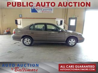 2001 Chevrolet Malibu LS | JOPPA, MD | Auto Auction of Baltimore  in Joppa MD