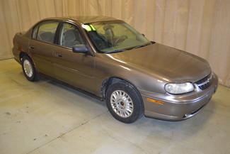 2001 Chevrolet Malibu Roscoe, Illinois