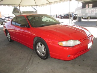 2001 Chevrolet Monte Carlo SS Gardena, California 3
