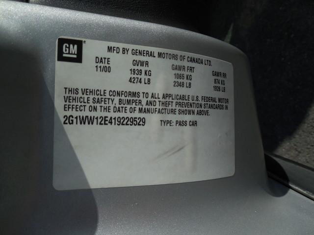 2001 Chevrolet Monte Carlo LS Leesburg, Virginia 23