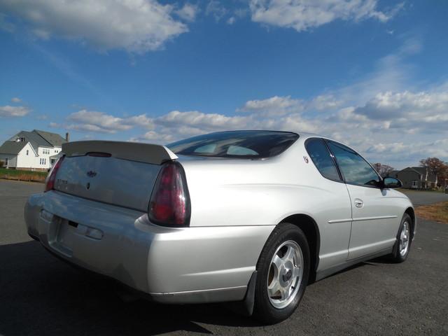 2001 Chevrolet Monte Carlo LS Leesburg, Virginia 2