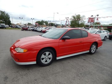 2001 Chevrolet Monte Carlo SS in