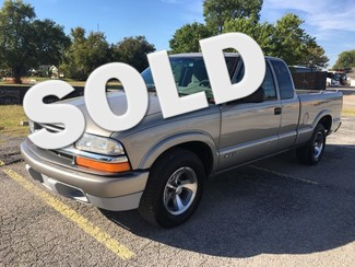 2001 Chevrolet S-10 in Ft Worth TX