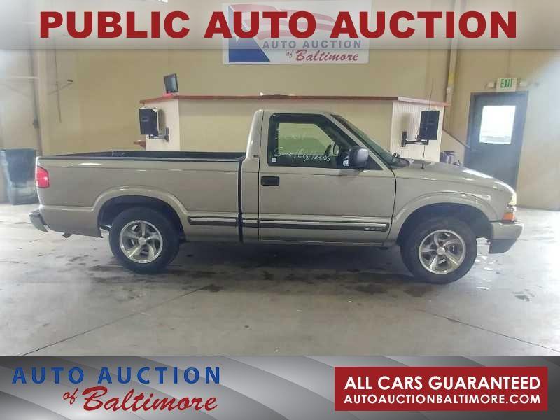 2001 Chevrolet S-10 LS | JOPPA, MD | Auto Auction of Baltimore  in JOPPA MD