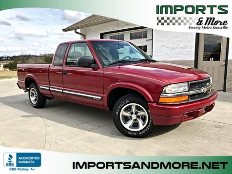 2001 Chevrolet S-10 LS Extended Cab in Lenoir City, TN