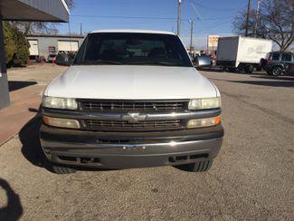 2001 Chevrolet Silverado 1500 LS Amarillo, Texas 1