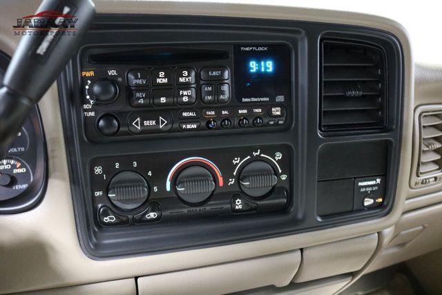 2001 Chevrolet Silverado 1500 LS Merrillville, Indiana 19