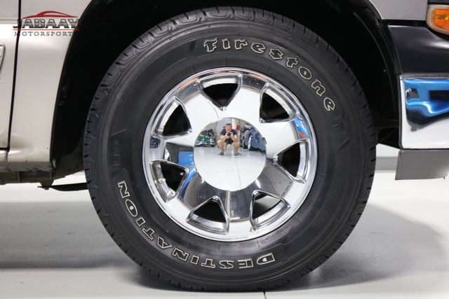 2001 Chevrolet Silverado 1500 LS Merrillville, Indiana 42
