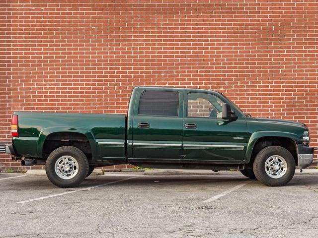 2001 Chevrolet Silverado 2500HD LS Burbank, CA 3