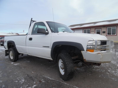 2001 Chevrolet Silverado 2500HD K2500HD in