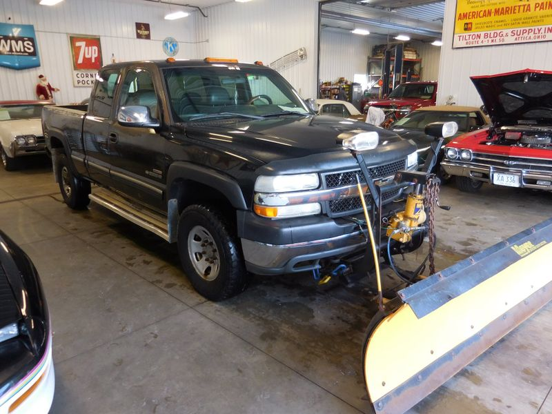 2001 Chevrolet Silverado 2500HD LS  in , Ohio