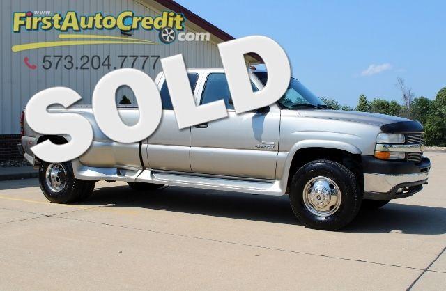 2001 Chevrolet Silverado 3500 LT | Jackson , MO | First Auto Credit in Jackson  MO