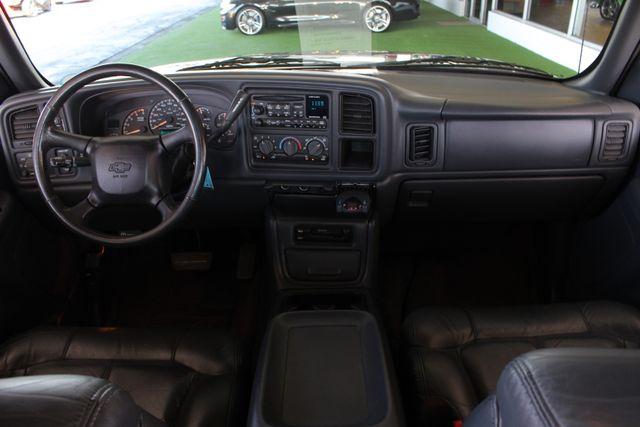 2001 Chevrolet Silverado 3500 LS Crew Cab Long Bed - 4x4 - LEATHER BUCKETS Mooresville , NC 31