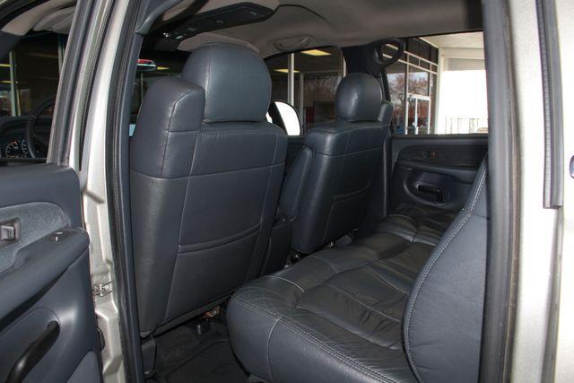 2001 Chevrolet Silverado 3500 LS Crew Cab Long Bed - 4x4 - LEATHER BUCKETS Mooresville , NC 40