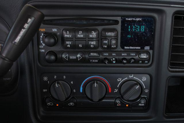 2001 Chevrolet Silverado 3500 LS Crew Cab Long Bed - 4x4 - LEATHER BUCKETS Mooresville , NC 37