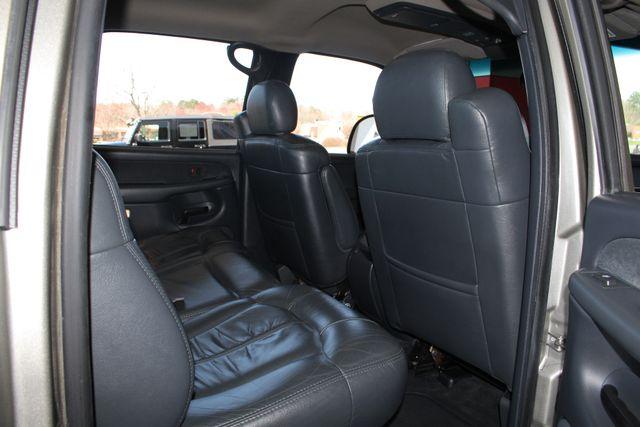 2001 Chevrolet Silverado 3500 LS Crew Cab Long Bed - 4x4 - LEATHER BUCKETS Mooresville , NC 41