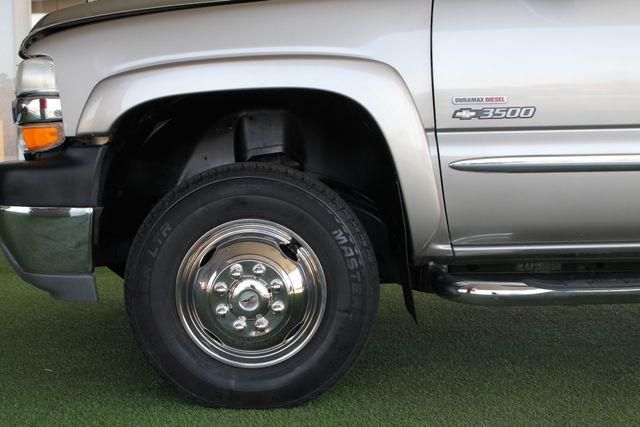 2001 Chevrolet Silverado 3500 LS Crew Cab Long Bed - 4x4 - LEATHER BUCKETS Mooresville , NC 21