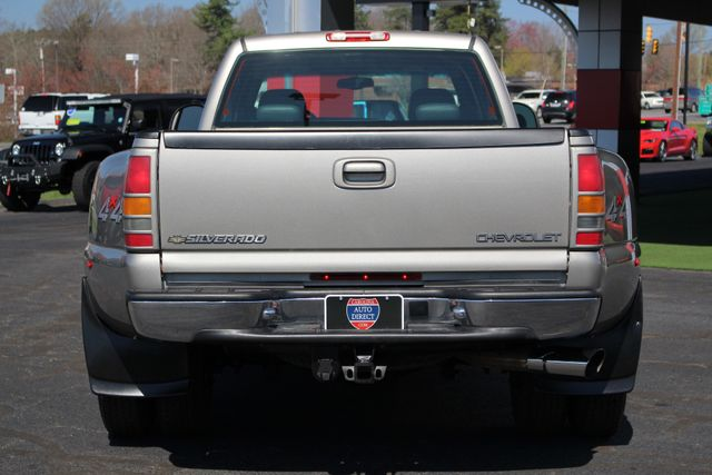 2001 Chevrolet Silverado 3500 LS Crew Cab Long Bed - 4x4 - LEATHER BUCKETS Mooresville , NC 17