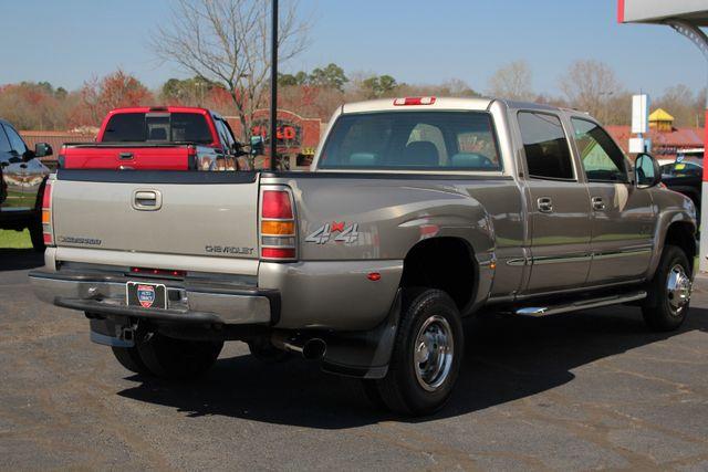 2001 Chevrolet Silverado 3500 LS Crew Cab Long Bed - 4x4 - LEATHER BUCKETS Mooresville , NC 24