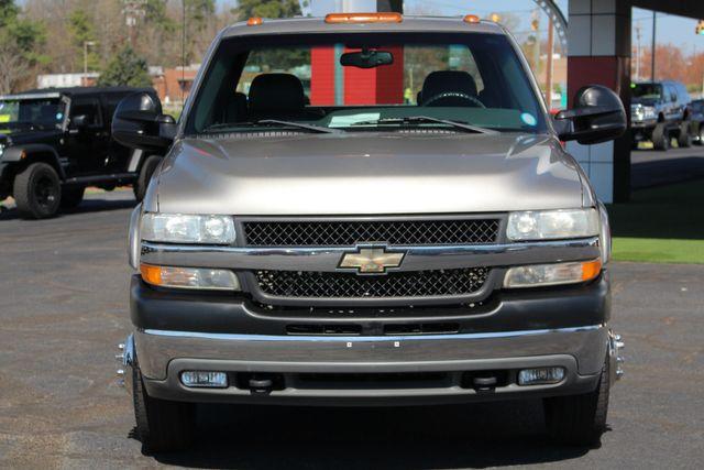 2001 Chevrolet Silverado 3500 LS Crew Cab Long Bed - 4x4 - LEATHER BUCKETS Mooresville , NC 16