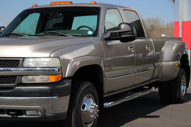 2001 Chevrolet Silverado 3500 LS Crew Cab Long Bed - 4x4 - LEATHER BUCKETS Mooresville , NC 27