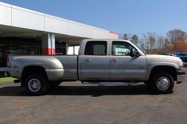 2001 Chevrolet Silverado 3500 LS Crew Cab Long Bed - 4x4 - LEATHER BUCKETS Mooresville , NC 14