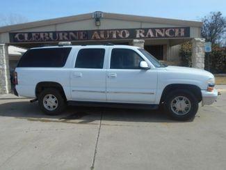 2001 Chevrolet Suburban LT Cleburne, Texas 2