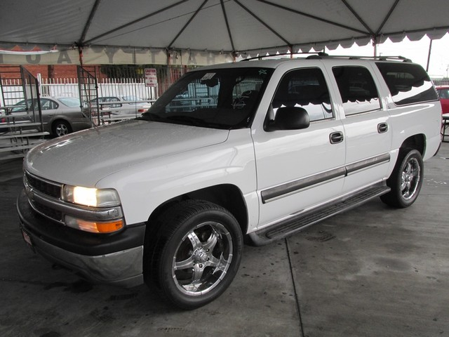 2001 Chevrolet Suburban LS This particular Vehicle comes with 3rd Row Seat Please call or e-mail t