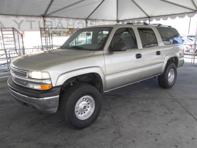 2001 Chevrolet Suburban LS This particular Vehicles true mileage is unknown TMU Please call or