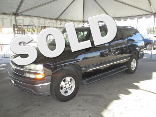 2001 Chevrolet Suburban LT This particular Vehicle comes with 3rd Row Seat Please call or e-mail