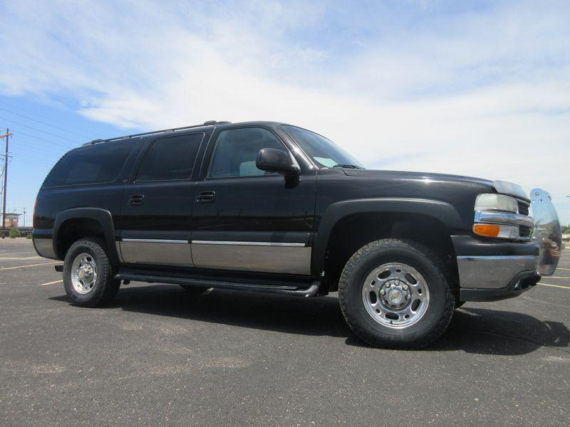 2001 Chevrolet Suburban LT  Fultons Used Cars Inc  in , Colorado