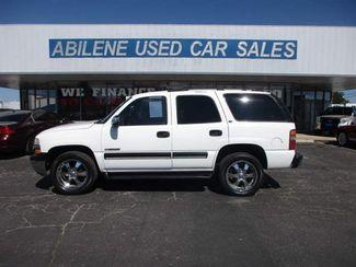 2001 Chevrolet Tahoe in Abilene, TX