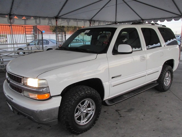 2001 Chevrolet Tahoe LT Please call or e-mail to check availability All of our vehicles are avai